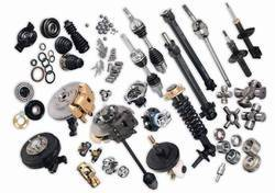 AUTOMOBILE PARTS AND ACCESSORIES from MERCANTILE ENTERPRISES
