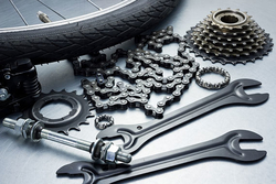 BICYCLE PARTS from METRO EXPORTERS PVT. LTD