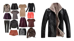 Leather Garment from MIDAS TOUCH EXPORTS