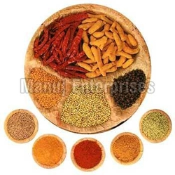 COOKING SPICES from MANUJ ENTERPRISES