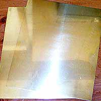 Brass Sheets from USHA ENTERPRISES