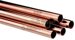 COPPER ALLOY TUBES from TUBE TECH COPPER & ALLOYS P. LTD.