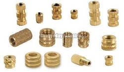 BRASS INSERTS from BHAGYODAY INDUSTRIES