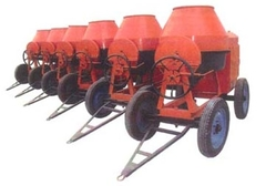 CONCRETE MIXERS from SABIN ENTERPRISES