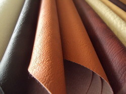 PVC  Leather Cloth from OM VINYLS PVT.LTD