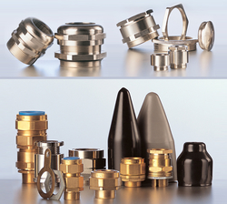BRASS CABLE GLAND ACCESSORIES from ORIENTAL EXPORT CORPORATION