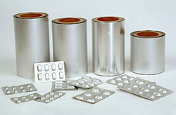 ALUMINIUM FOILS from PACKING SOLUTIONS INDIA.