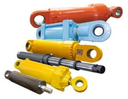 HYDRAULIC CYLINDERS from PAMS INDUSTRIES