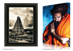 Framed and Gallery Wrap Canvas Prints Online from PHOTOSTOP INDIA PRIVATE LIMITED
