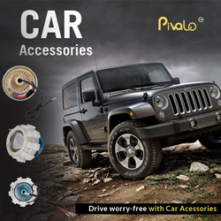 Car accessories from PIVALO
