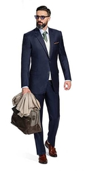 Online Tailored and Custom Suits For Men