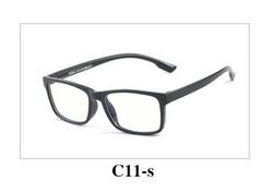 Kids Blue Light Blocker Computer Glasses Anti Blue Ray Eyeglasses S8225C11 from GLASSES INDIA