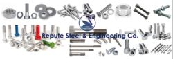 STAINLESS & DUPLEX STEEL FASTENERS from REPUTE STEEL & ENGINEERING CO.
