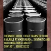 SYNTHETIC THERMIC FLUID OIL